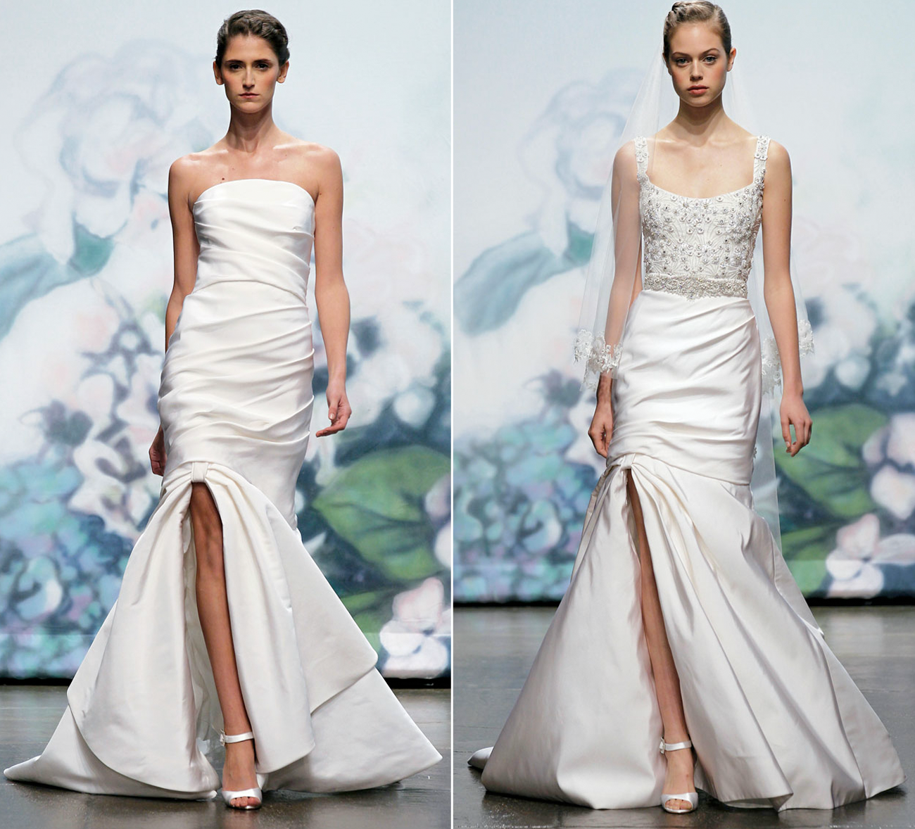 Nice Kim Kardashian First Wedding Dress Composition - All Wedding ...