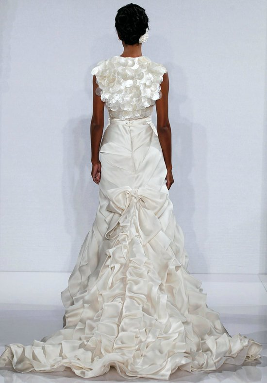 statement back wedding dresses 2012 bridal trends pnina tournai 6