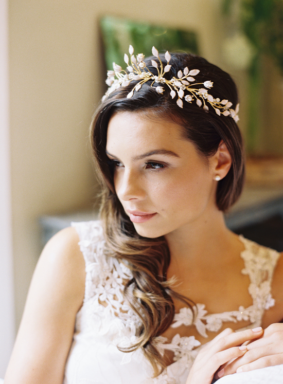 Romantic Brach Hair Accessory