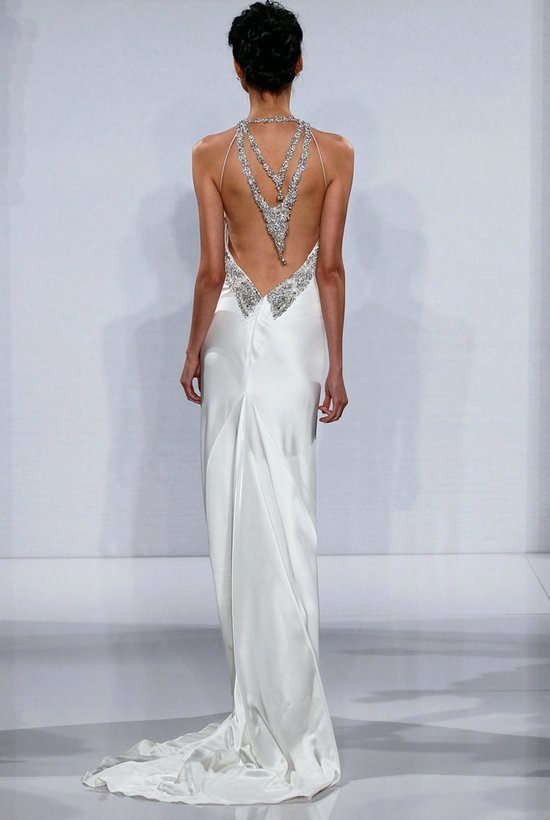 statement back wedding dresses 2012 bridal trends pnina tournai 3