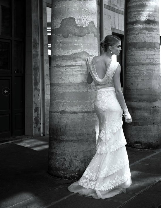 statement backs 2012 wedding dress trends cymbeline 4