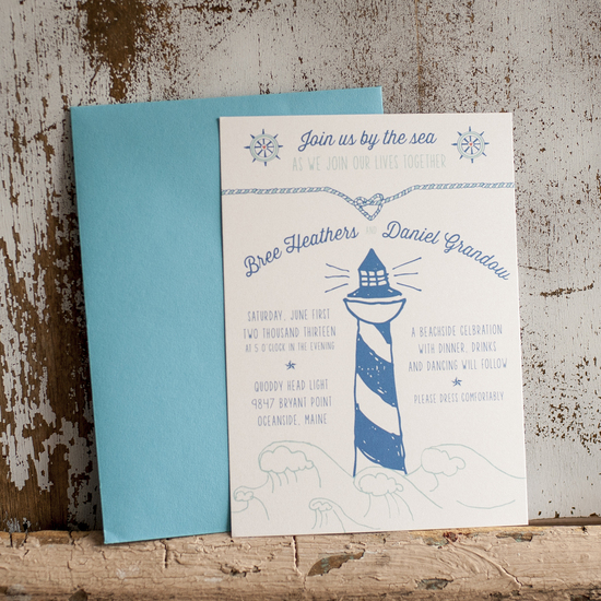In or Out Media Invitations