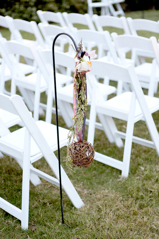 photo of Southern Chic Wedding at Cedarwood