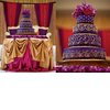 Royal-purple-wedding-cake-indian-weddings.square