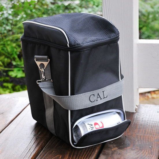 Personalized Tailgate Can Dispensing Cooler