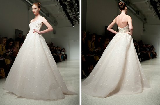 kenneth pool 2012 bridal gown wedding dresses 1