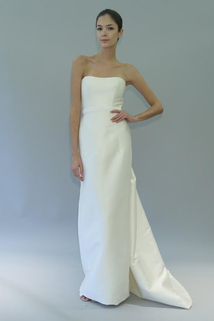 herrera wedding dress fall 2012 bridal gowns 7