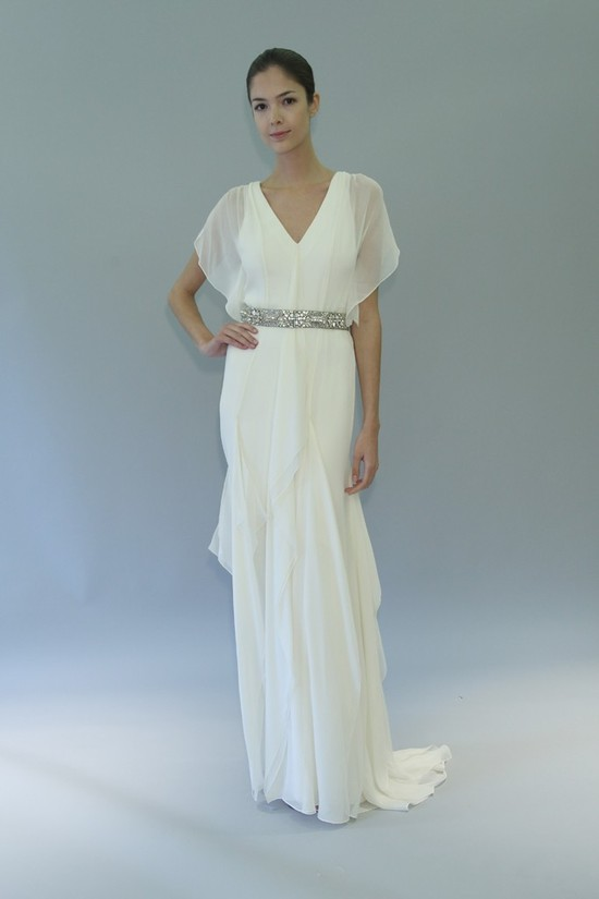carolina herrera wedding dress fall 2012 bridal gowns 4