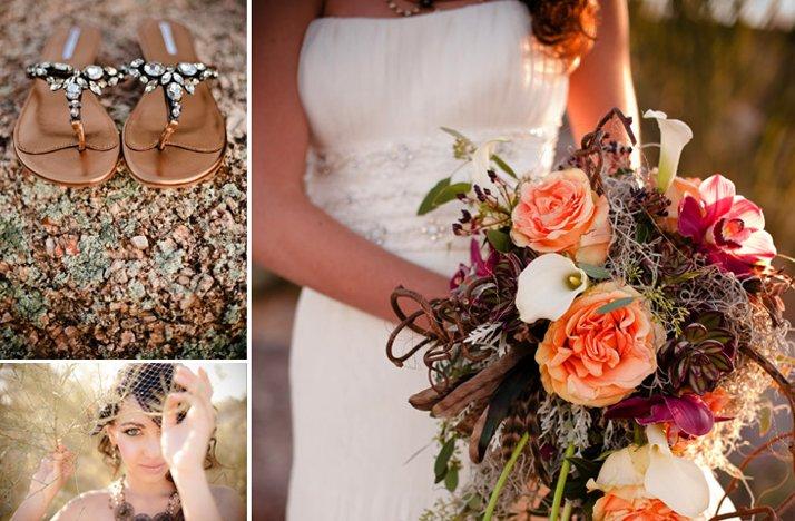 Desert-chic-wedding-inspiration-gold-color-palette.full