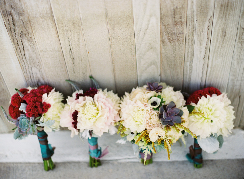 Unique-wedding-bouquets-with-dahlias-celosia-succulents-and-anemones.full