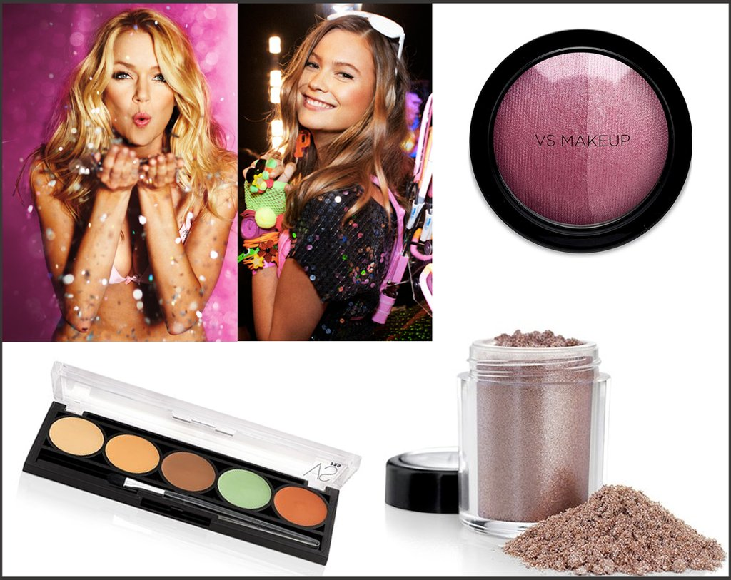 victoria secret runway wedding makeup ideas inspiration DIY