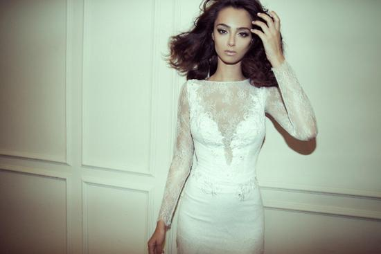 Daring new wedding dress by Berta Bridal 4