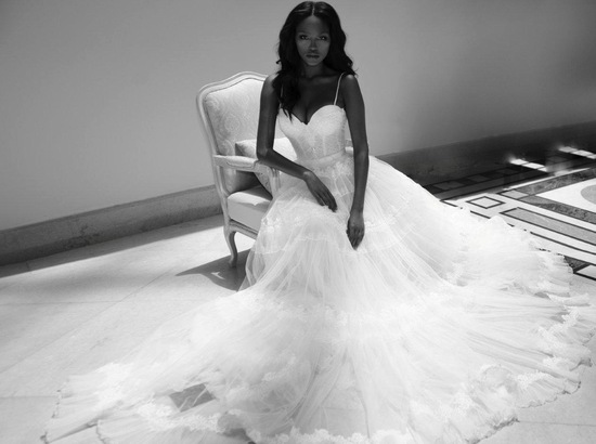 Daring new wedding dress by Berta Bridal 3