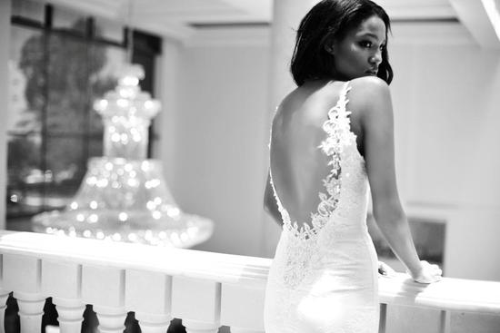 Daring new wedding dress by Berta Bridal 12