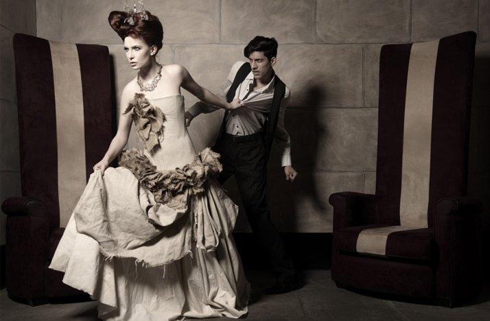 Dark-wedding-style-vintage-romance-wedding-dress.full