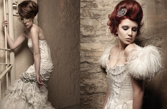 photo of Out of This World Bridal Style Inspiration