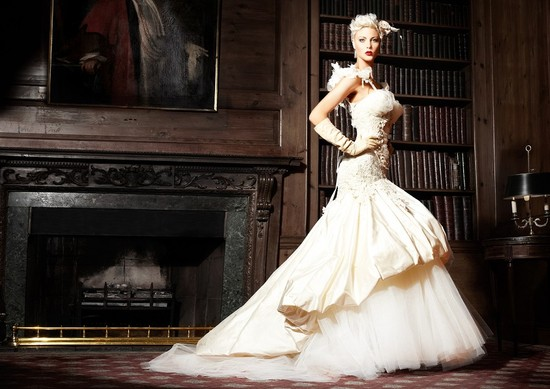 inspiring wedding dresses 2012 bridal gown barryjeff 2