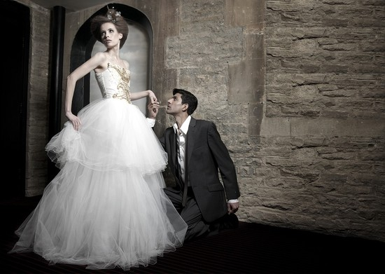 inspiring wedding dresses 2012 bridal gown barryjeff 8