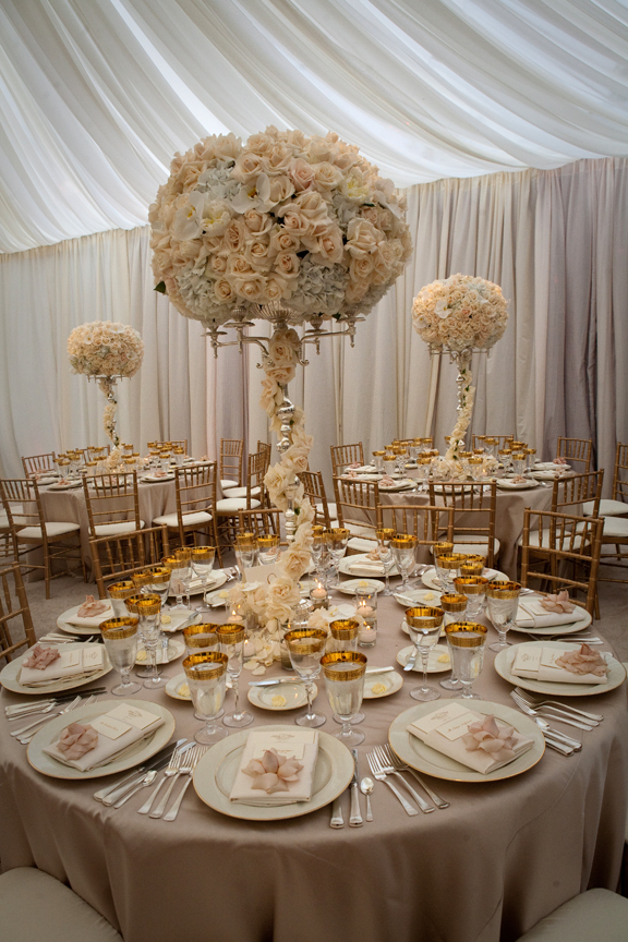 David Pressman Events Table Setting