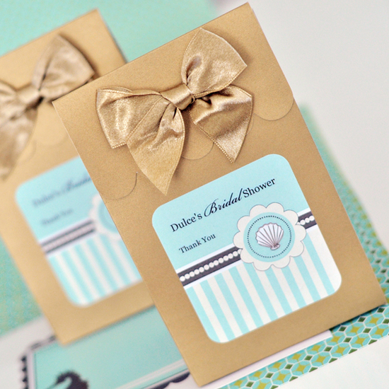 Beach Party Candy Boxes 2