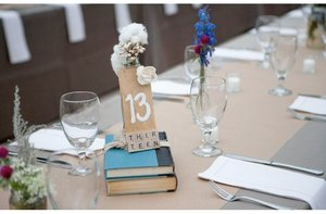photo of Play It Up: Wedding Finds for Scrabble Lovers