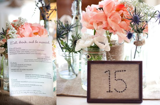 homespun wedding ideas rustic chic wedding