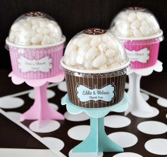 Candy Cupcake Favors