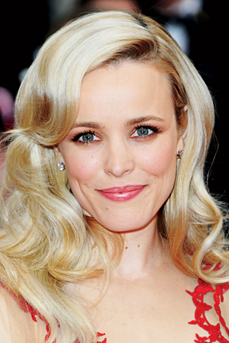best wedding hairstyles 2011 rachel mcadams