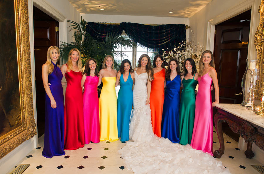 Rainbow-bridesmaids-at-dylan-laurens-wedding.full