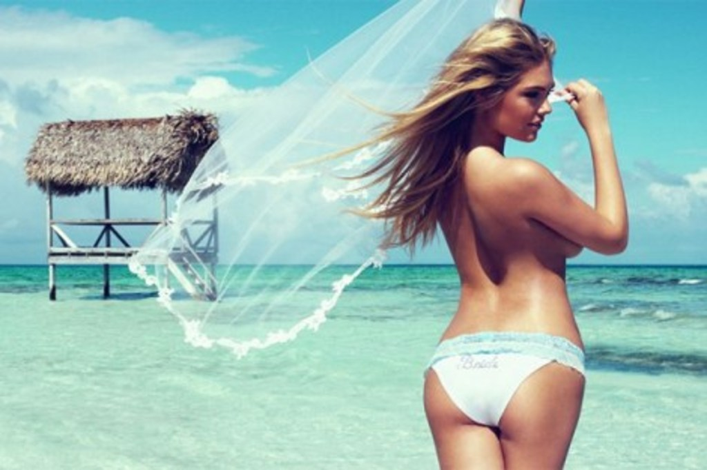 Bridal Bikini on OneWed