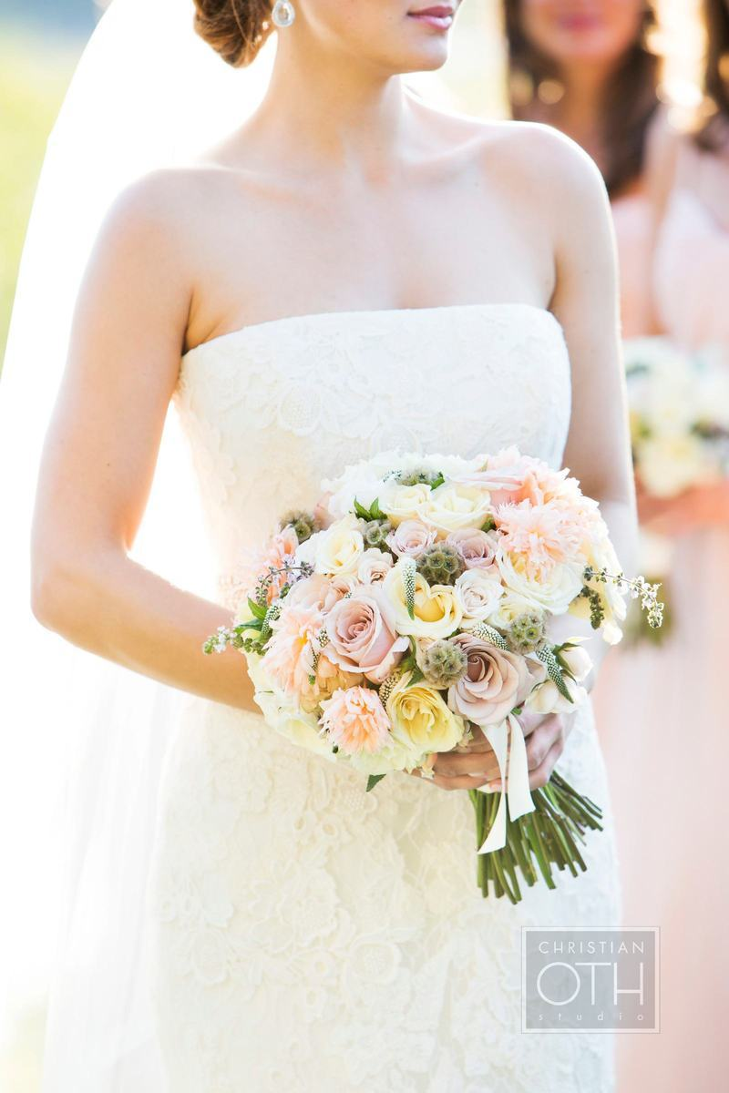 Romantic-peach-buttercream-ivory-wedding-bouquet.full