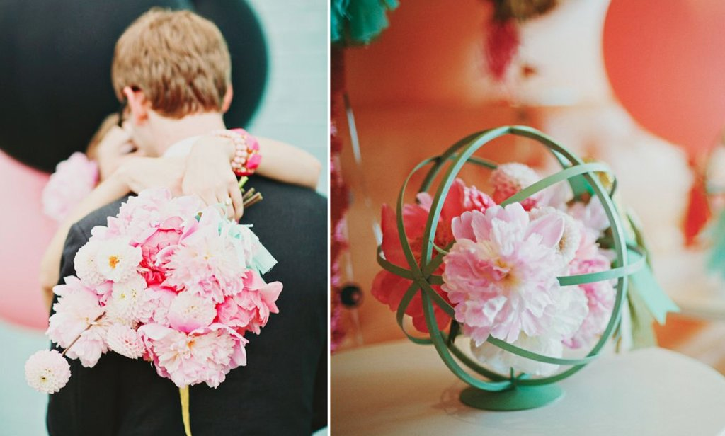 Mint-and-mixed-pinks-wedding-flowers-and-decor.full