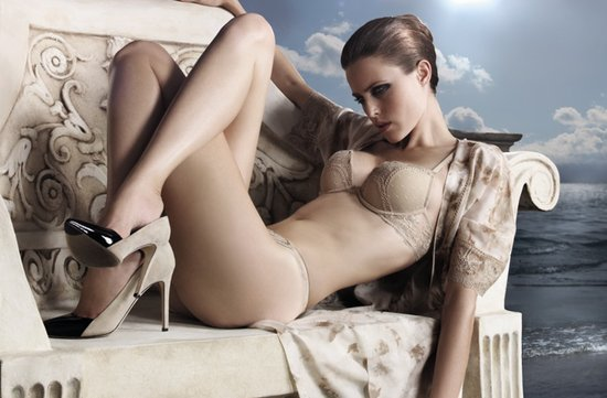 la perla wedding lingerie loungewear for honeymoon