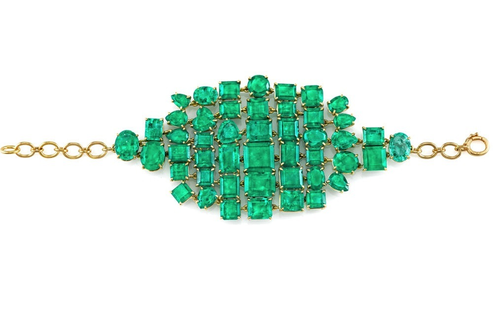 Emerald-and-gold-bridal-bracelet.full