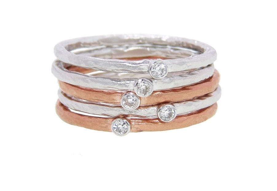 Rose-and-white-gold-stackable-wedding-bands.full