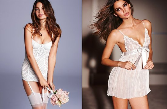 victorias secret fashion show wedding lingerie