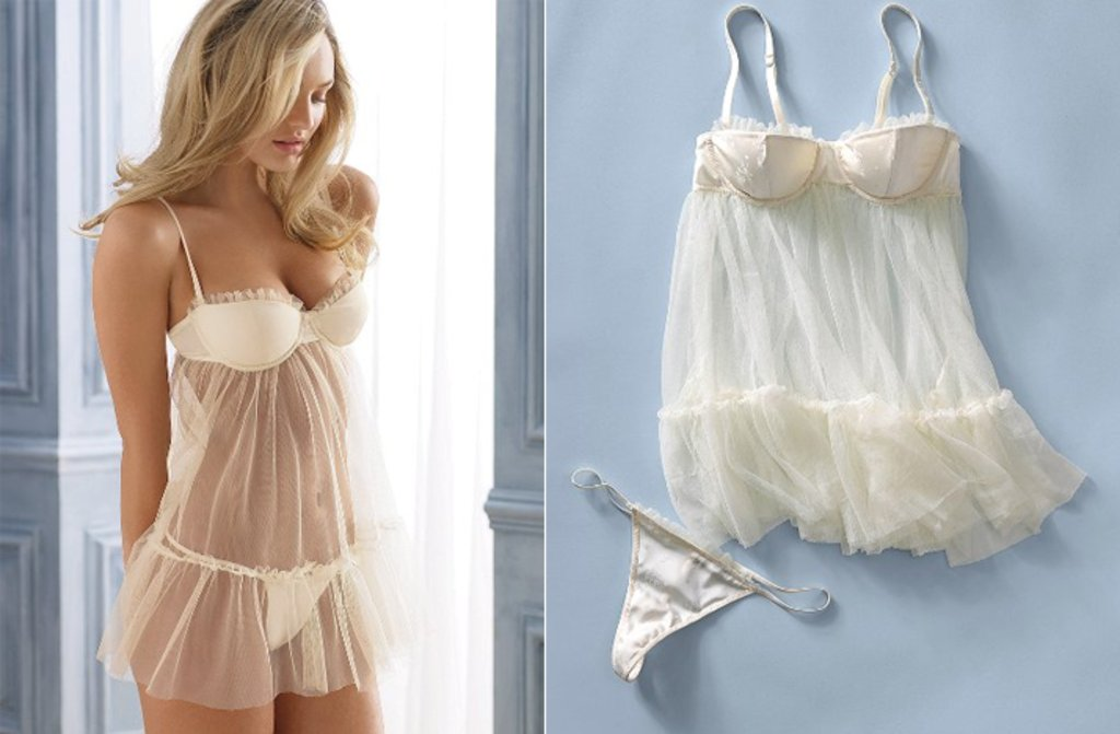 Wedding Night Lingerie to Blow Your Groom\'s Mind\' Ideabook by ...