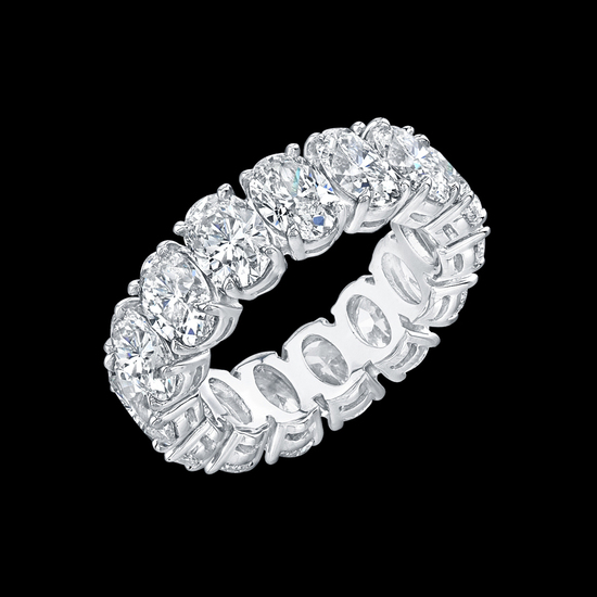 Eternity Bands - Ovals