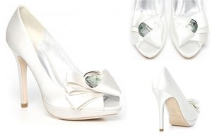 photo of Wedding Shoe Porn for Chic 2012 Brides