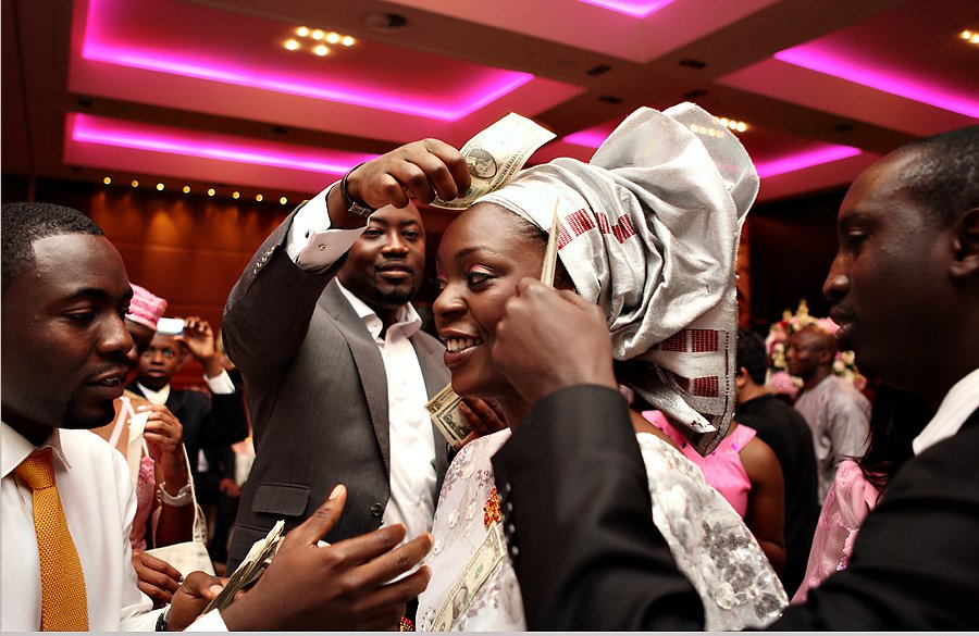 Wedding Traditions Money Dance African Weddings