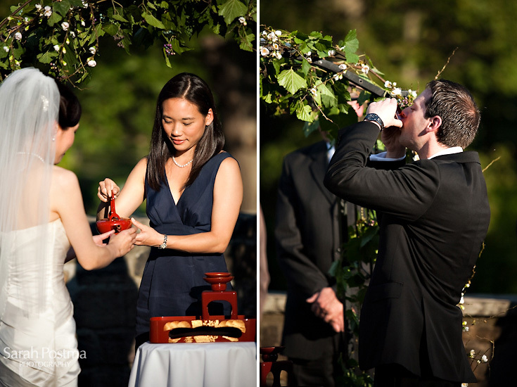 japanese sake ceremony wedding traditions outdoor wedding ceremony