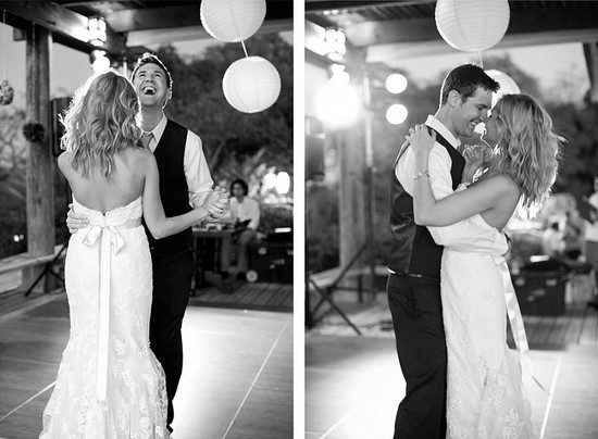 Destination wedding in the Dominican Republic first dance