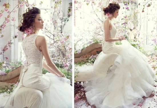 Tara Keeley Wedding Dress Fall 2013 Bridal 2