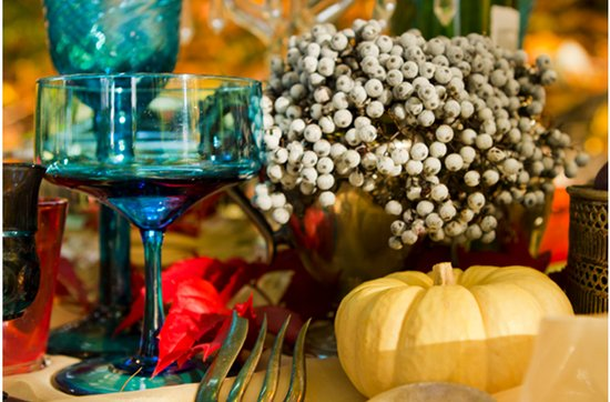 dark romance winter wedding ideas reception table