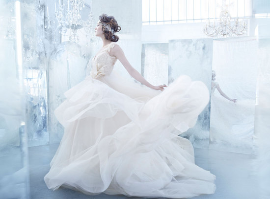 Lazaro wedding dresses Fall 2013 Bridal LZ3364