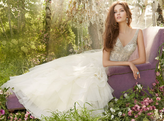 Jim Hjelm wedding dress fall 2013 style 8364