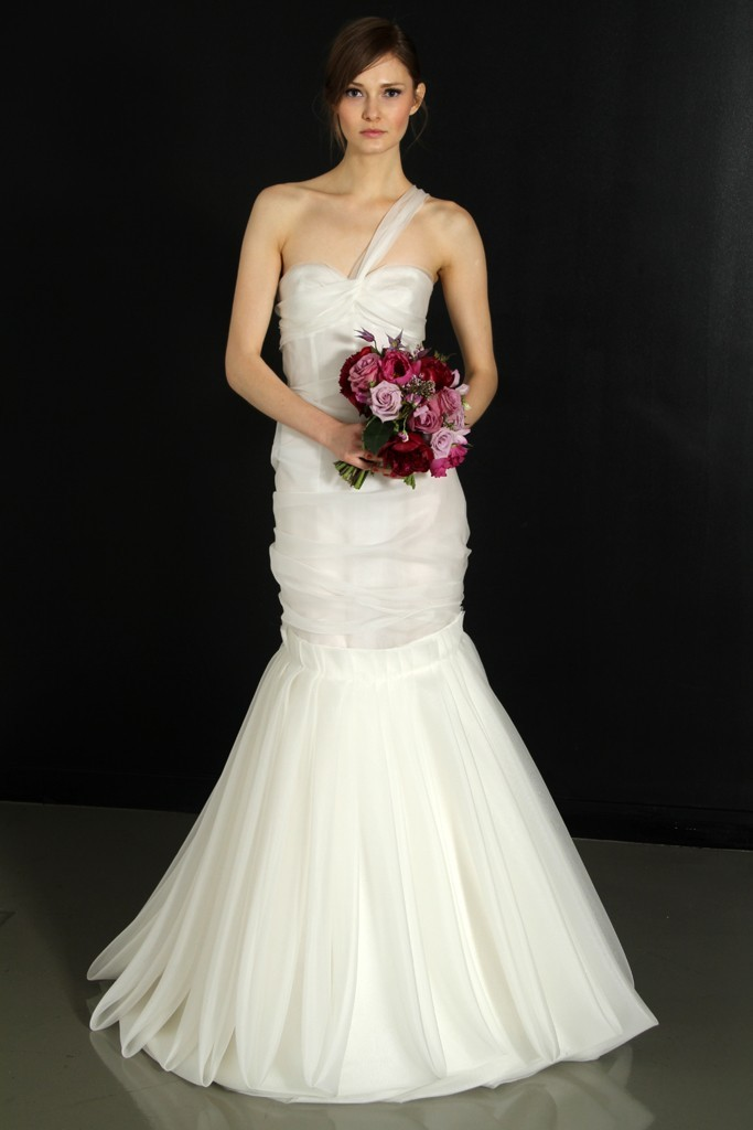 J mendel 2012 wedding dress fall bridal gowns 7 for J mendel wedding dress