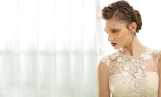 Hila Gaon wedding dress 2013 bridal 1