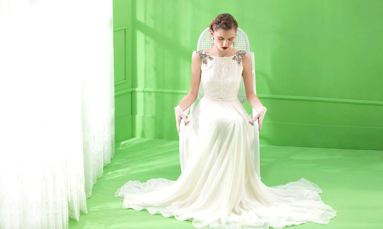 photo of Utterly Gorgeous Hila Gaon 2013 Wedding Gowns