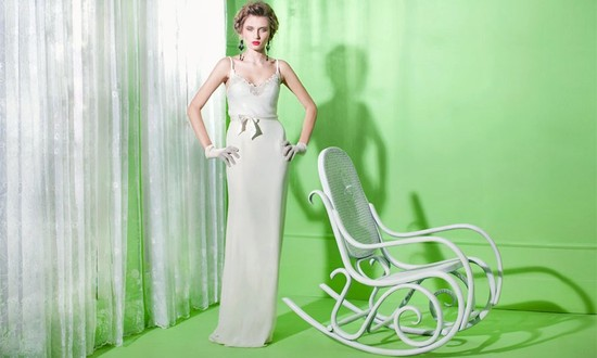 Hila Gaon wedding dress 2013 bridal